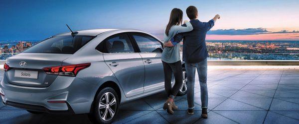 Семейный автомобиль Hyundai