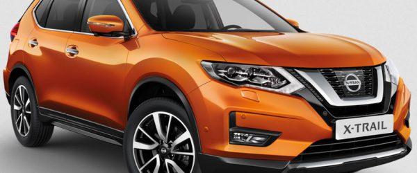 Скидки на автомобили Nissan X-Trail при покупке по акции