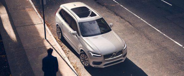 Специальное предложение на новый кроссовер Volvo XC90